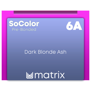 Matrix SocolorBeauty Pre Bonded 6A - Dark Blonde Ash 90ml