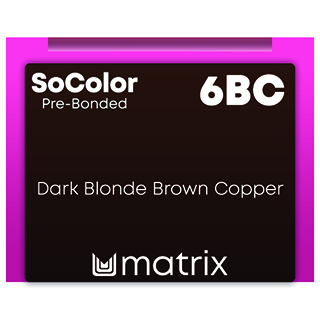 New SocolorBeauty Pre Bonded 6BC 90ml