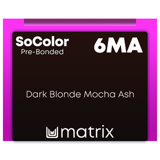 Matrix SocolorBeauty Pre Bonded 6MA - Dark Blonde Mocca Ash 90ml