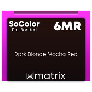 Matrix SocolorBeauty Pre Bonded 6MR - Dark Blonde Mocca Red 90ml