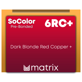 New ScolorBeauty Pre Bonded 6RC+