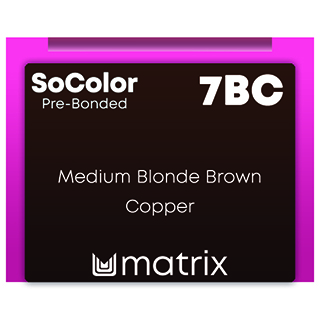New SocolorBeauty Pre Bonded 7BC 90ml