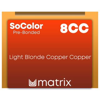 New SocolorBeauty Pre Bonded 8CC 90ml