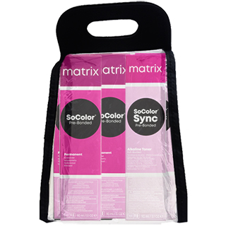 New Matrix Socolor and Sync Pre Bonded Colours pack of 8 New Shades