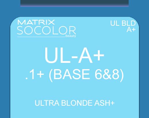 Socolor Beauty Ultra Blond - ULA+