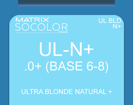 Socolor Beauty ULN+ Ultra Blonde ULN+ 90ml