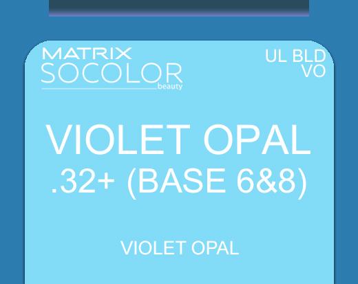 Socolor Beauty ULVO Ultra Blonde Violet Opal 90ml