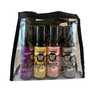 New Socolor Blowdry Pack - 7 shades + POS