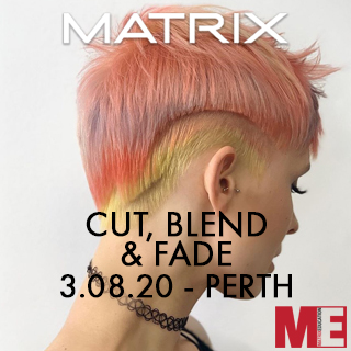 Cut, Blend & fade with Simon Townley - 3rd August - Perth