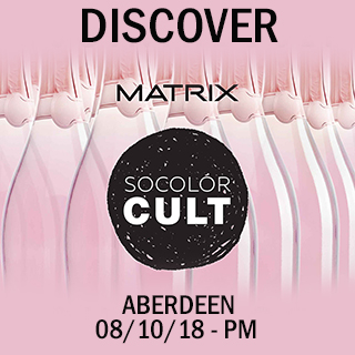 Discover Socolor Cult in Aberdeen on 8th October 2pm-5pm