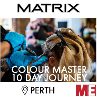 Matrix Colour Master (10 Day Journey) Sept/Oct/Nov - Perth