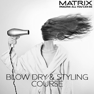 Matrix Blow Dry + Styling - 14th October - Aberdeen