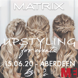 Matrix Upstyling For Events - 15th June - Aberdeen