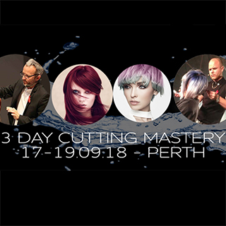 3 Day Cutting Mastery Jorney - With Paul Faltrick and Ross Taylor - 17th-19th September - Perth