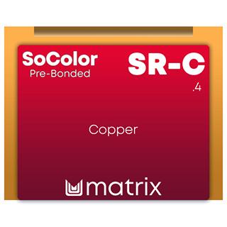 New Socolor Sored Pre Bonded Copper 90ml