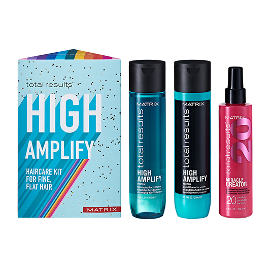 Total Results 2020 High Amplify Gift Box