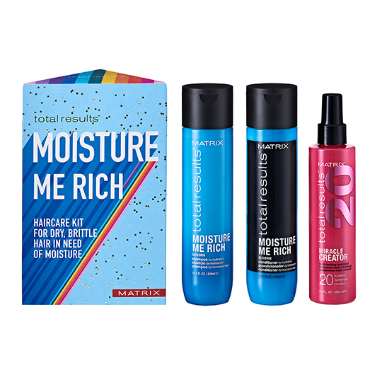 Total Results 2020 Moisture Me Rich Gift Box