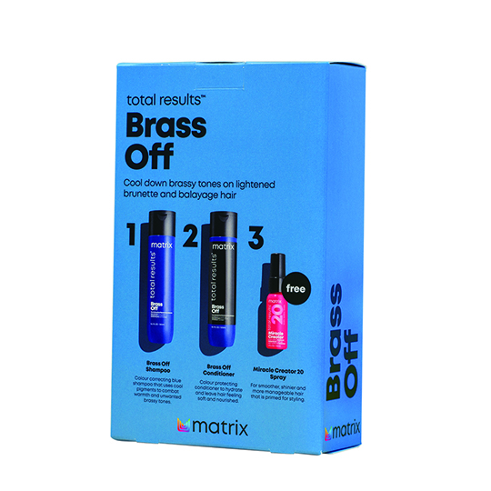 Total Results 2021 Brass Off Trio Gift Set