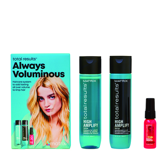 Total Results 2021 High Amplify Trio Gift Set