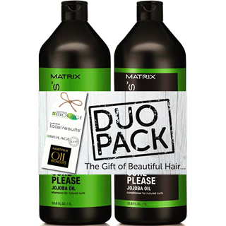 Total Results Curl Please Litre Duo Pack