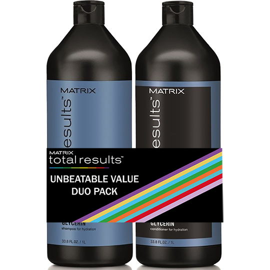 Total Results Moisture Me Rich Litre Duo Pack
