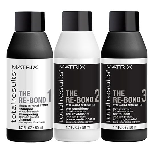 Total Results Re-Bond Mini Trio Travel