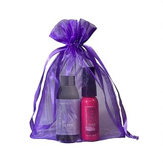 Total Results So Silver Mini Duo (Shampoo and Conditioner 50ml)