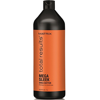 TOTAL RESULTS MEGA SLEEK SHAMPOO  1LTR