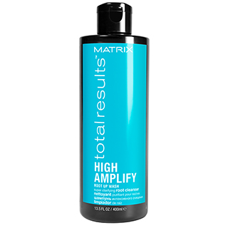 New Total Results High Amplify Root Wash Up 400ml