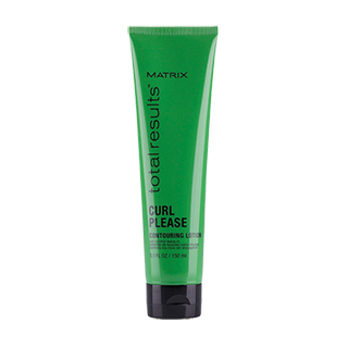 *Total Results Curl Please Contouring Lotion  150ml