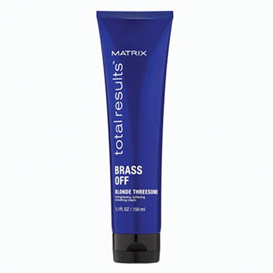 Matrix Total Results Brass Off Leave In Creme 150ml