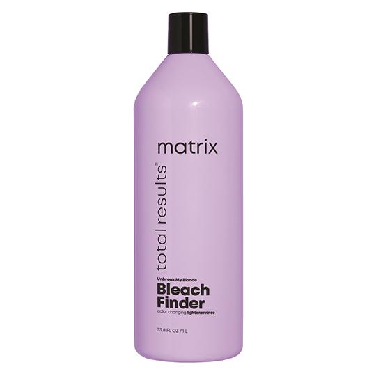 Total Results Unbreak My Blonde Bleach Finder Color Changing Shampoo 1 Litre