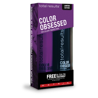 TOTAL RESULTS COLOR OBSESSED 2016 GIFT PACK