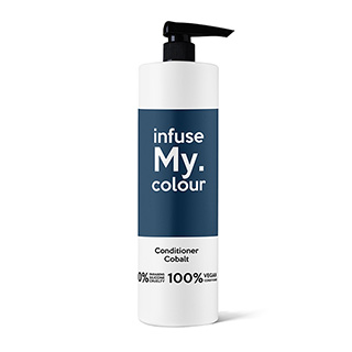Infuse My Colour Cobalt Blue Conditioner 1000ml