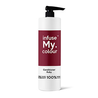 Infuse My Colour Ruby Red Conditioner 1 Litre