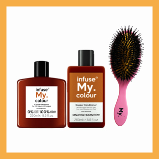 Infuse My Colour Copper Gift Bundle 2021