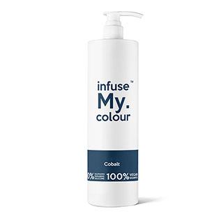 Infuse My Colour Cobalt Blue Shampoo 1 Litre