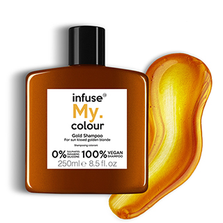 Infuse My.Colour Gold Wash 250ml