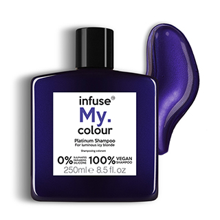 Infuse My.Colour Platinum Wash 250ml