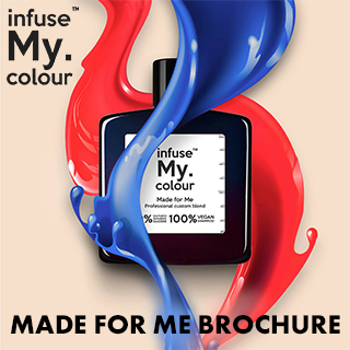 Infuse My Colour Made for Me Brochure