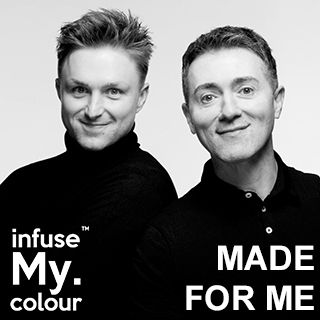 Infuse My Colour - Made for Me - Abderdeen - Monday 19th August - 9.30am-12.30pm