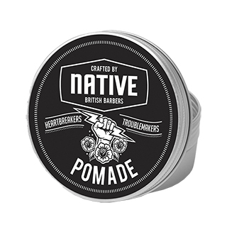 Native British Barbers - Shine Pomade 100ml