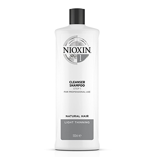 NIOXIN SYSTEM 1 CLEANSER LTR