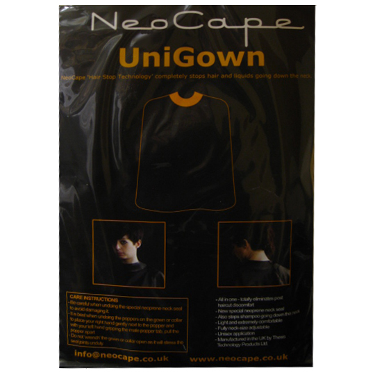 Neocape Black Cutting Cape