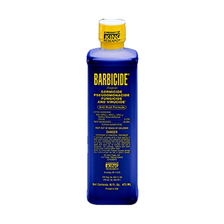 BARBICIDE SOLUTION 16FLOZ (473ML)