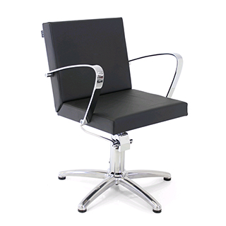 REM Shiraz Styling Chair - Black