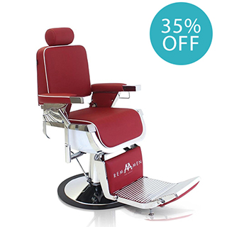 REM Emperor Select Barber Chair - Colours