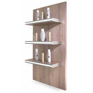 REM GLAM LED RETAIL UNIT - SMALL  (REED)