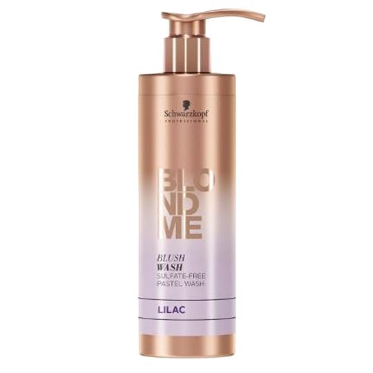 Schwarzkopf Blonde Me Blush Wash Lilac 250ml