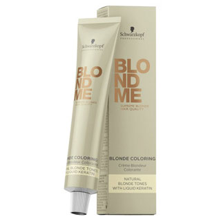 New Blonde Me Coloring Natural Ice 60ml